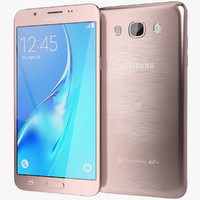 Samsung Galaxy J7 2016 Rose Gold
