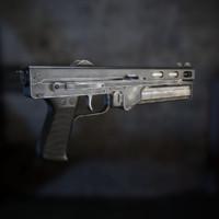 Stechkin TKB-486 SMG