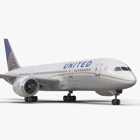Boeing 787-8 Dreamliner United