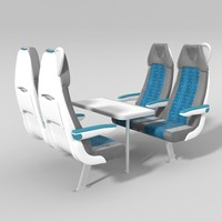 lwo train seat