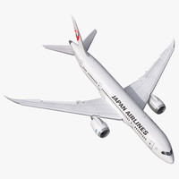 3d model boeing 787 8 dreamliner