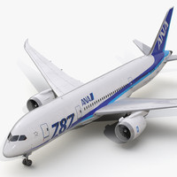 Boeing 787-8 Dreamliner All Nippon Airways