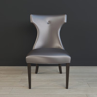 Uttermost - Wynter Armless Chair