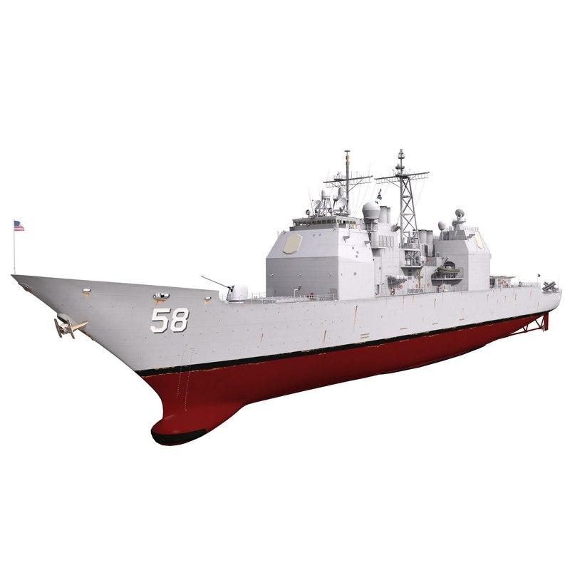 philippine sea cg 3d model