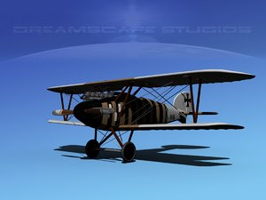 albatross fighter diii 3d 3ds