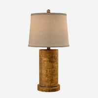 wildwood table lamp 3d model