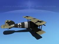 albatross fighter diii dxf
