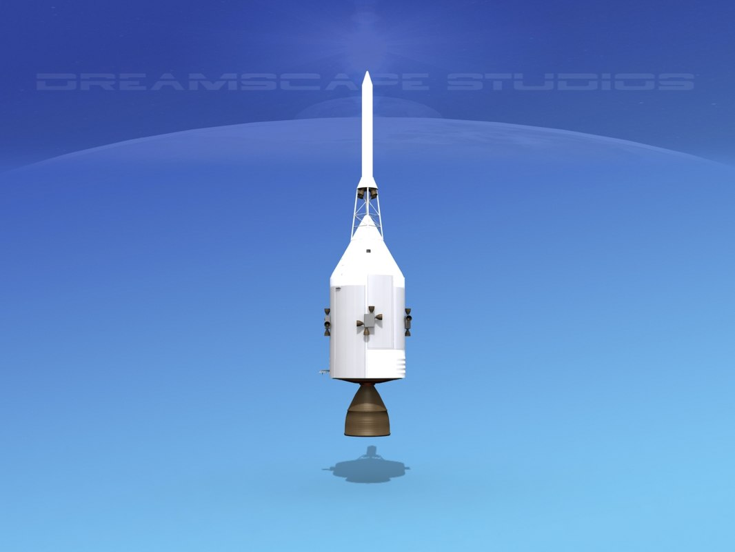 spacecraft command module transport dwg