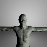 male man 3d x