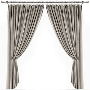 max curtain beige