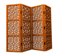 3d islamic folding screen model