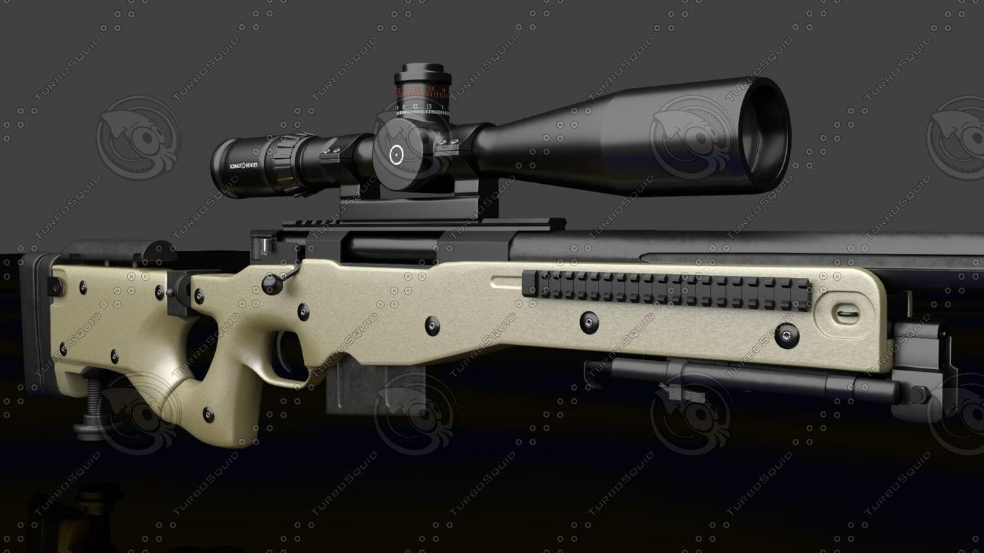 obj l115a3 accuracy international rifle