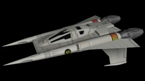 starfighter buck rogers ma