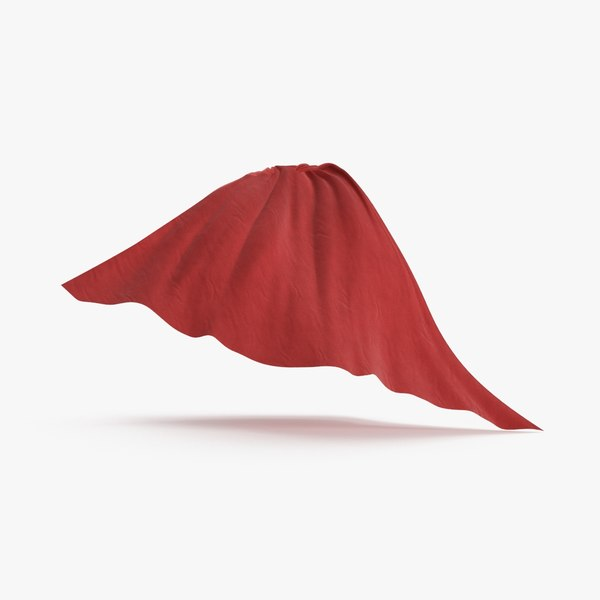 superman cape blowing max