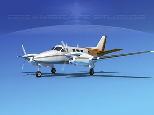 beechcraft king air c-90 max