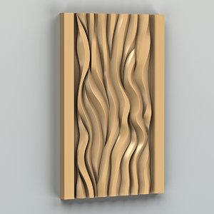 max decorative wall panel