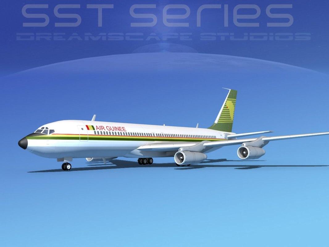 max 707-320 boeing 707