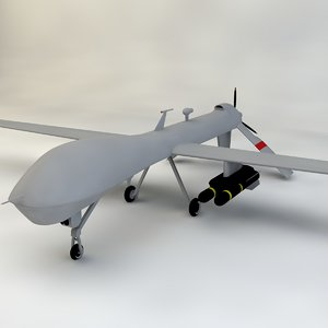 3d model predator