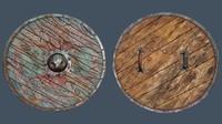 """Shield """"Arbor mundi"""