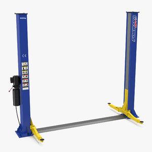 post car lift rigged max