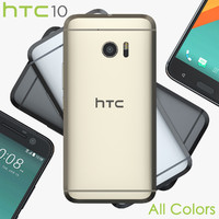HTC 10 All Colors