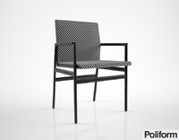 Poliform Ipanema chair