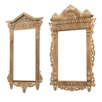 carved frame 3d max