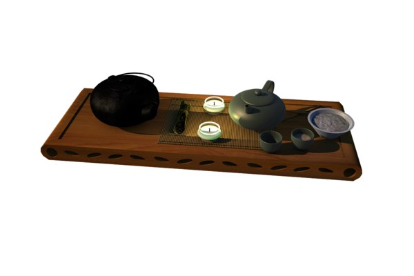 3d teaset chinese