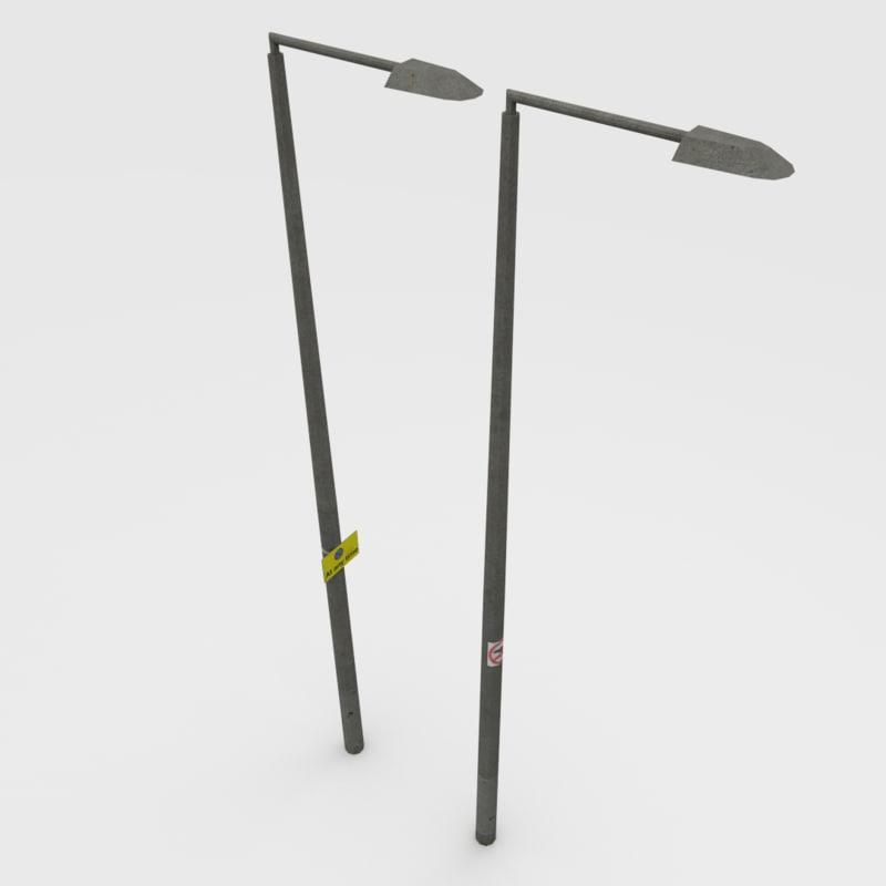 street light 3ds