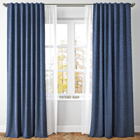 Curtain Pottery Barn