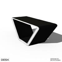 obj desk