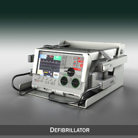 manual defibrillator 3ds
