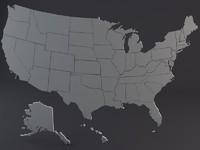3d model edge states