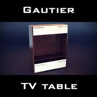 obj gautier extreme compact tv