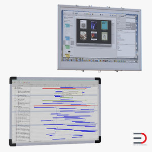 3ds interactive whiteboards 2