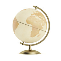 3d model antique globe