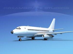 3ds boeing 737 737-100