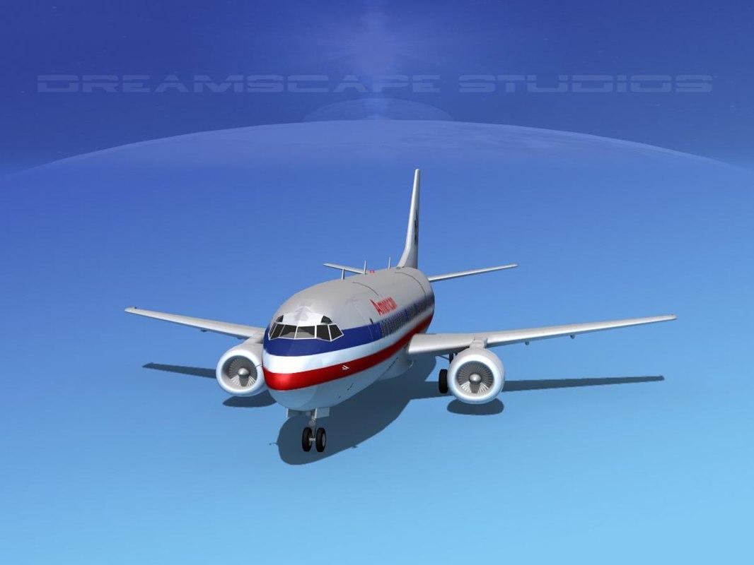 Boeing 737-300 American Airlines