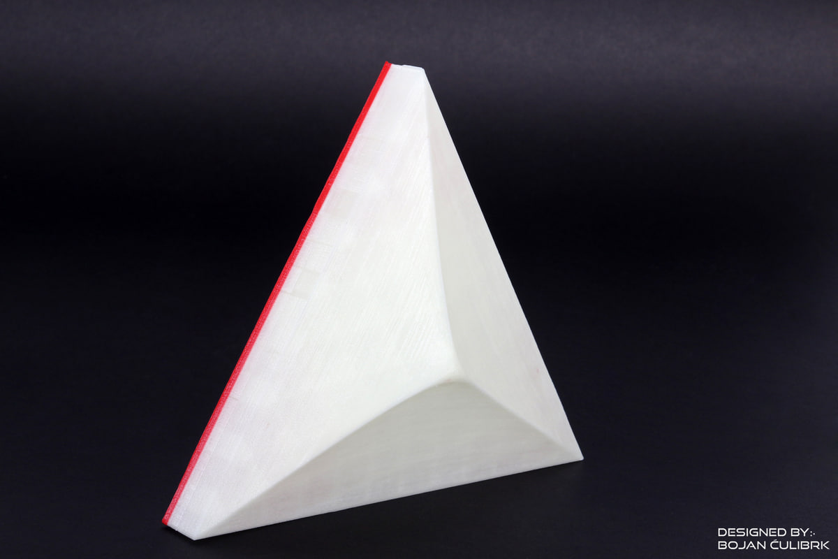 triangles star wall blend