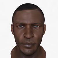 Human Head 2(Male)