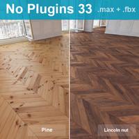 Herringbone Floor 33 WITHOUT PLUGINS