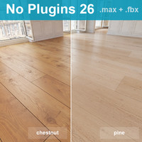 Parquet Floor 26 WITHOUT PLUGINS