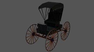 3d carriage age car
