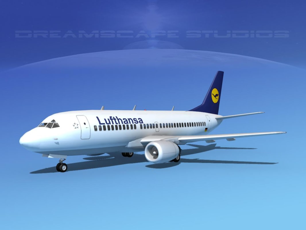 dxf boeing 737 737-300