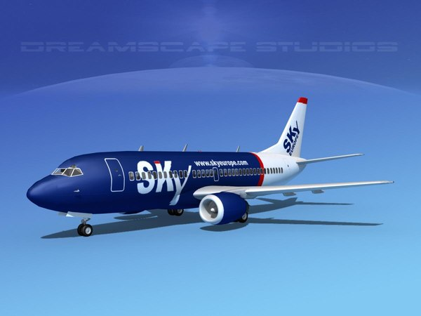 boeing 737 737-300 max