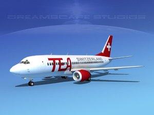 3ds boeing 737 737-300