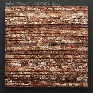 3d art wall wooden planks