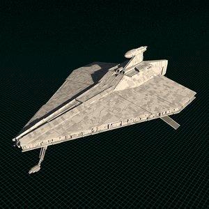 republic assault ship max free