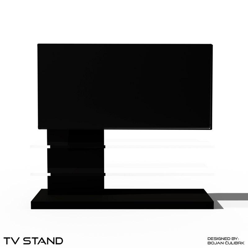 3d tv stands