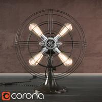 max fan lamp